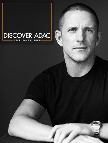 Promo Image for DISCOVER ADAC  Breaking All The Rules  Keynote Presentation  Robert Stilin with Karen Elizabeth Marx