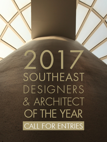 Promo Image for Call for Entries: 2017 Southeast Designers & Architect of the Year Awards