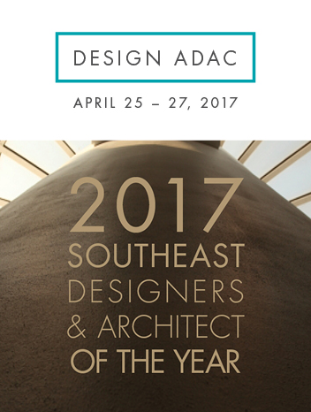 Promo Image for Southeast Designers & Architect of the Year Finalists Celebration