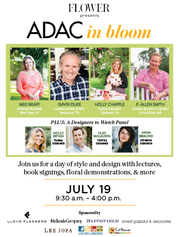 Promo Image for ADAC in bloom